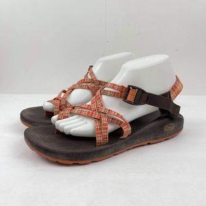 Chaco Women's Zcloud X2 Size 11 Orange sandals